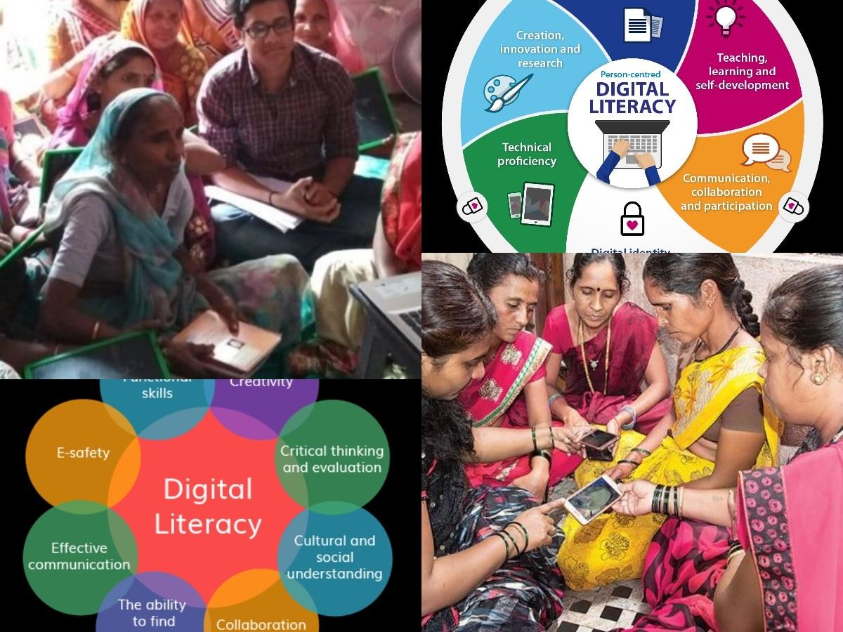 महाराष्ट्र में डेढ़ लाख महिलाओं को बनाया जाएगा डिजिटली साक्षर