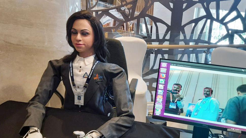 Gaganyaan Mission:  'गगनयान' से पहले अंतरिक्ष में महिला रोबोट भेजेगा ISRO, देखिए पहली झलक