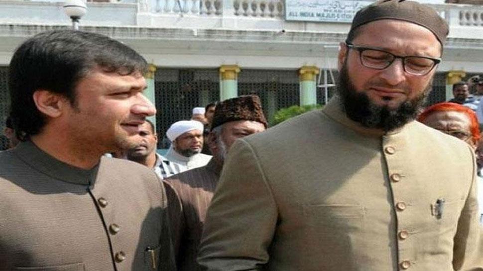 UP: ओवैसी बंधुओं को इस नेता ने दिया जवाब, 'आपके बुजुर्गों ने पाकिस्तान बनवाया था'