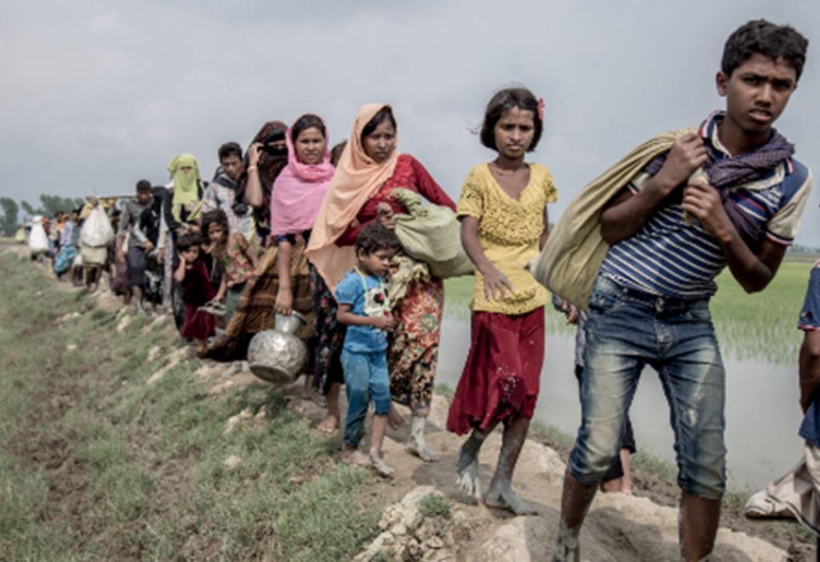 ICJ का अंतरिम आदेश, रोहिंग्या को सुरक्षा दे म्यांमार सरकार