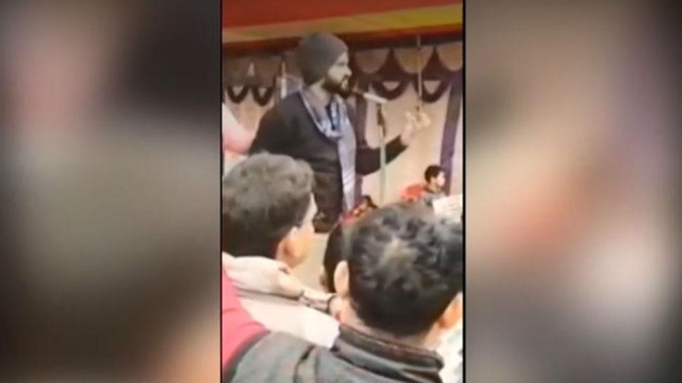 शरजील इमाम के भाई के भड़काऊ भाषण का VIDEO VIRAL, कहा कुछ ऐसा