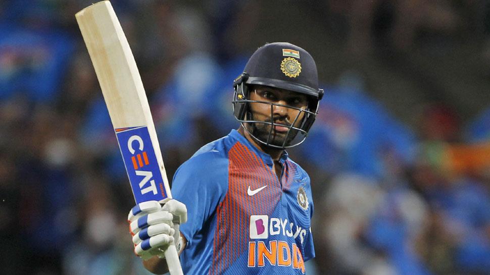 Ind vs NZ 3rd T20, Rohit Sharma: Never done that before batting in Super Over   लगातार 2 छक्के जड़कर जीत दिलाने वाले रोहित शर्मा बोले - सुपर ओवर के लिए बनाया