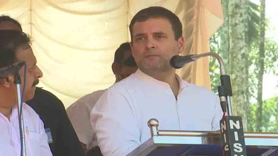 प्रधानमंत्री पर राहुल गांधी के अपमानजनक बोल, 'गोडसे और PM मोदी की विचारधारा एक'