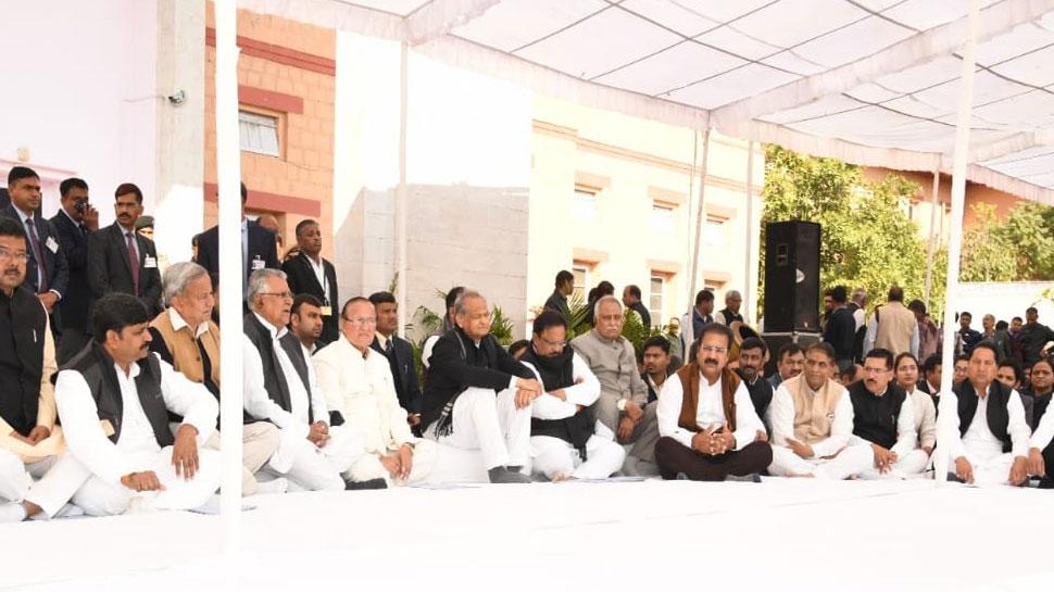 जयपुर: बलिदान दिवस पर कांग्रेस ने BJP नेताओं पर उठाए सवाल, कहा कुछ ऐसा...