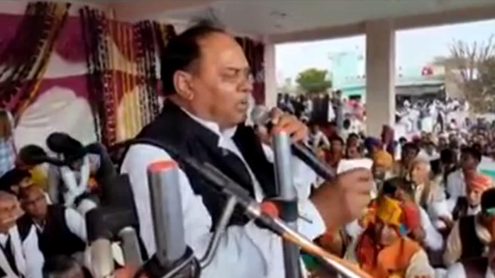 करौली: कांग्रेसी विधायक का VIDEO VIRAL, अपनी ही सरकार पर जड़े आरोप