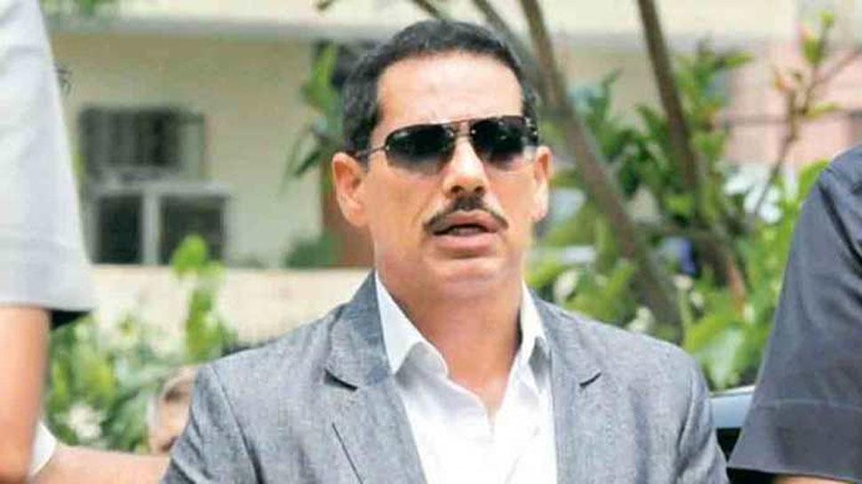 जोधपुर: कोलायत फायरिंग रेंज में रॉबर्ट वाड्रा के जमीन खरीद मामले की आज होगी सुनवाई