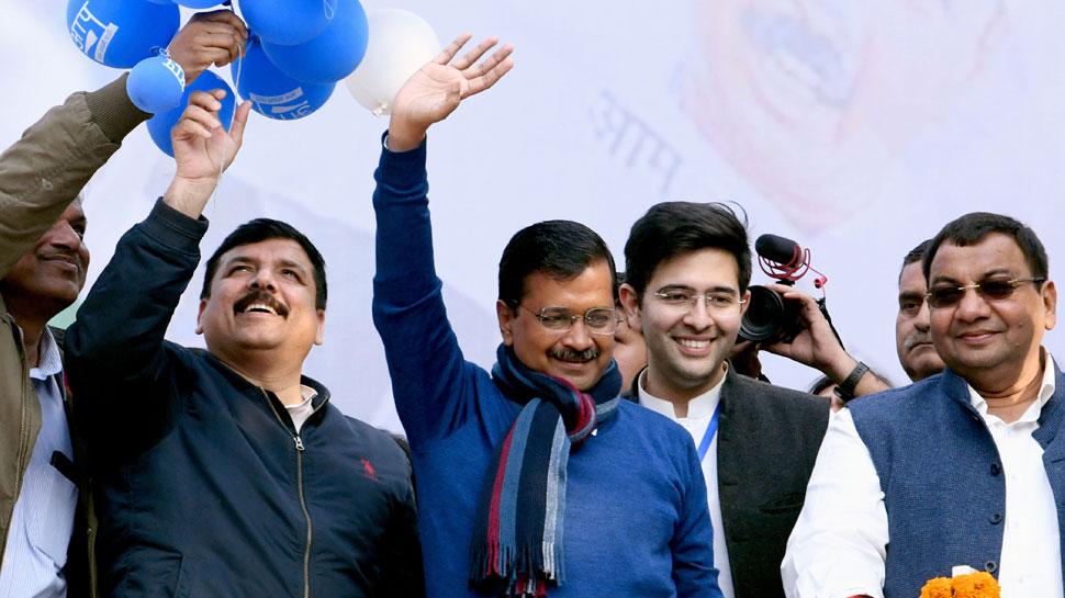 AAP के लिए 'मंगल' साबित हुआ 'मंगलवार', इन 5 वजहों से मिली पार्टी को शानदार जीत