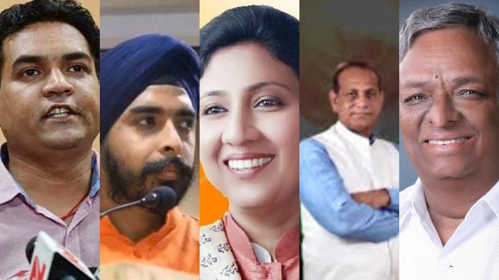 दिल्ली चुनाव: ये हैं बीजेपी के वो 5 बड़े चेहरे जिन्हें AAP से मिली करारी शिकस्त