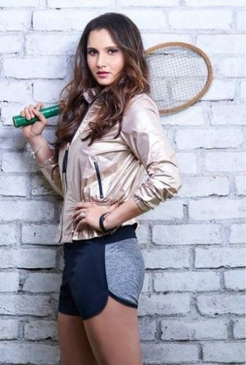 sania shared victory pic