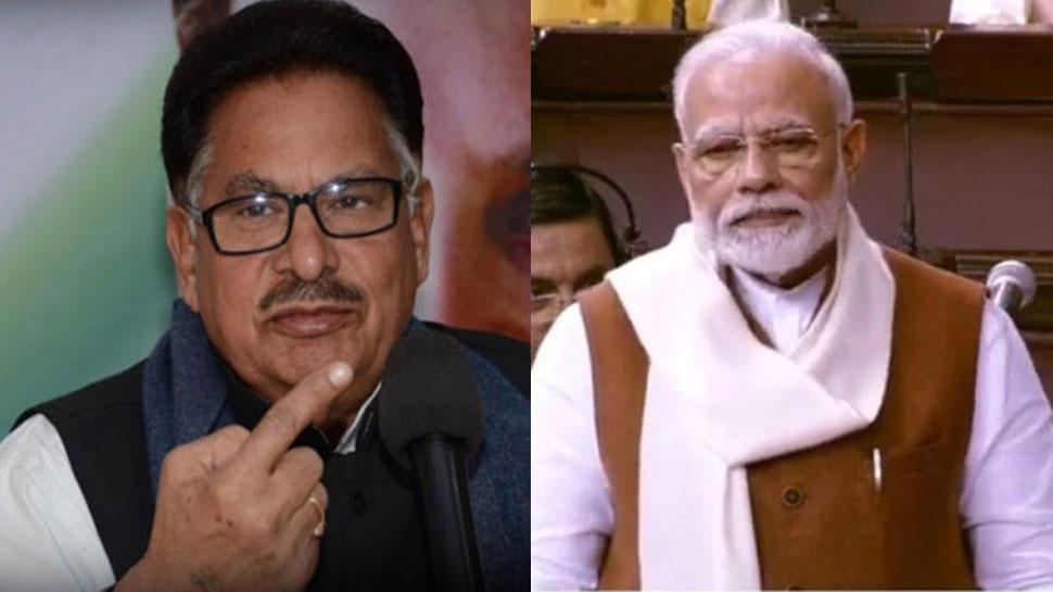 CG: कांग्रेस नेता पीएल पुनिया ने नाथूराम गोडसे से की प्रधानमंत्री नरेंद्र मोदी की तुलना, पढ़ें क्या कहा