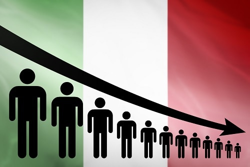 अस्तित्व के खात्मे की तरफ धीरे-धीरे बढ़ रहा है यूरोप का यह समृद्ध देश