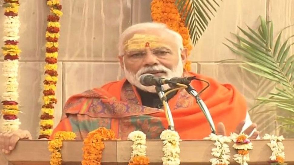कल वाराणसी दौरे पर होंगे प्रधानमंत्री मोदी, कई योजनाओं की देंगे सौगात