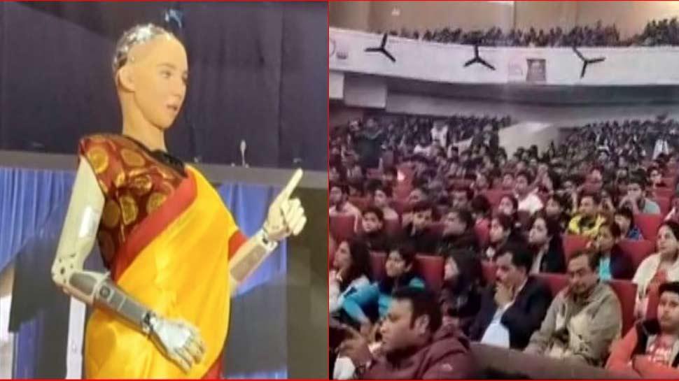 कौन है! वुमेन रोबोट 'सोफिया', जिसे मिल चुकी है सऊदी अरब की नागरिकता