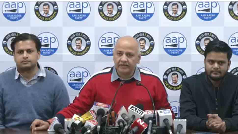 केजरीवाल सरकार के शपथ ग्रहण समारोह, AAP ने दिया ने इनको निमंत्रण