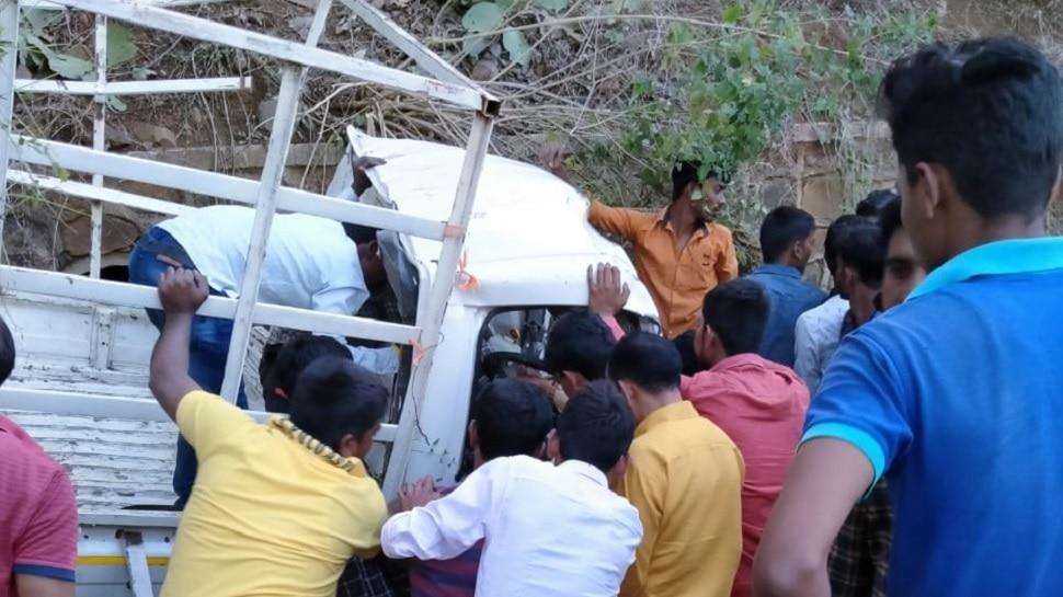 महाराष्ट्र: यवतमाल में बड़ा सड़क हादसा, 7 लोगों की मौत, 15 घायल
