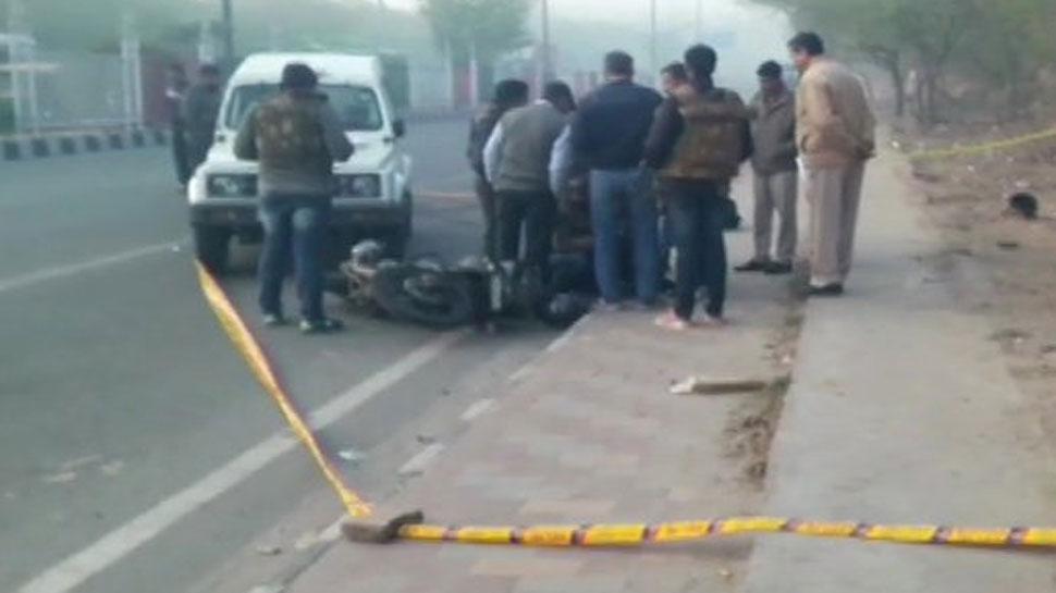 दिल्ली में एनकाउंटर, पुलिस ने मार गिराए दो कुख्यात बदमाश