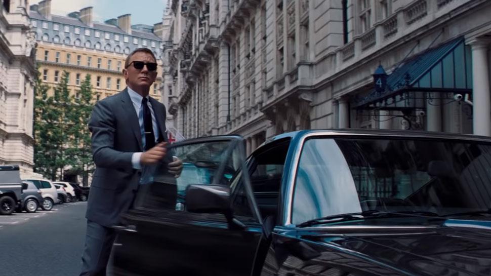 VIDEO: James Bond के एक्शन का जलवा, धूम मचा रहा है नया TEASER