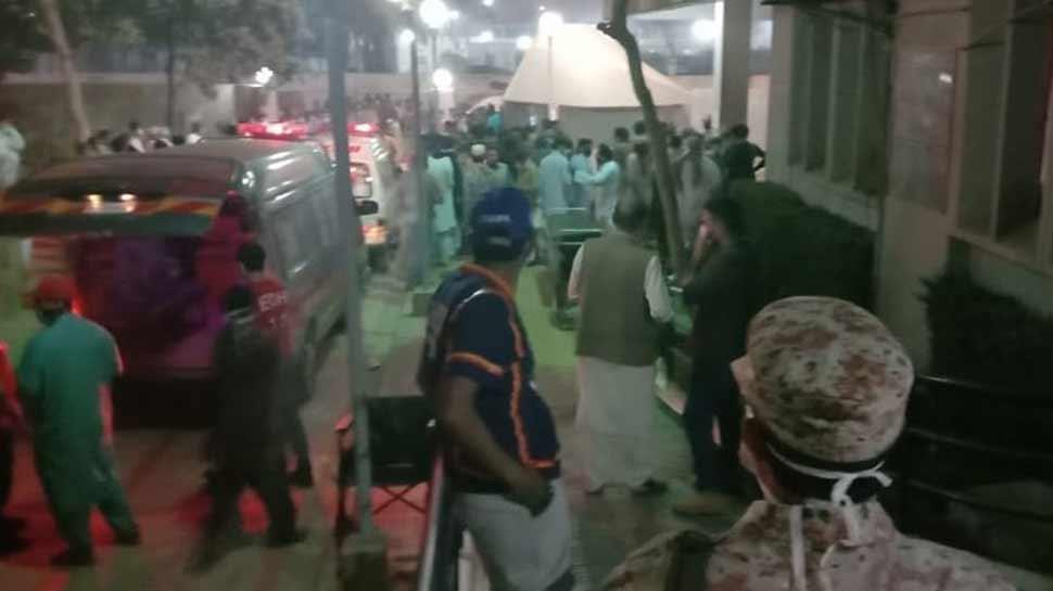 पाकिस्तान: जहरीली गैस से 6 की मौत, गैस कहां से लीक हो रही है अब तक पता नहीं