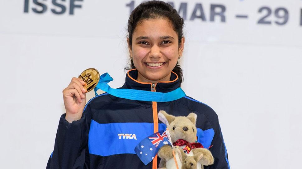 B'day Speical: निशानेबाजी में धूम मचा रही यह लड़की, अब ओलंपिक गोल्ड का है टारगेट