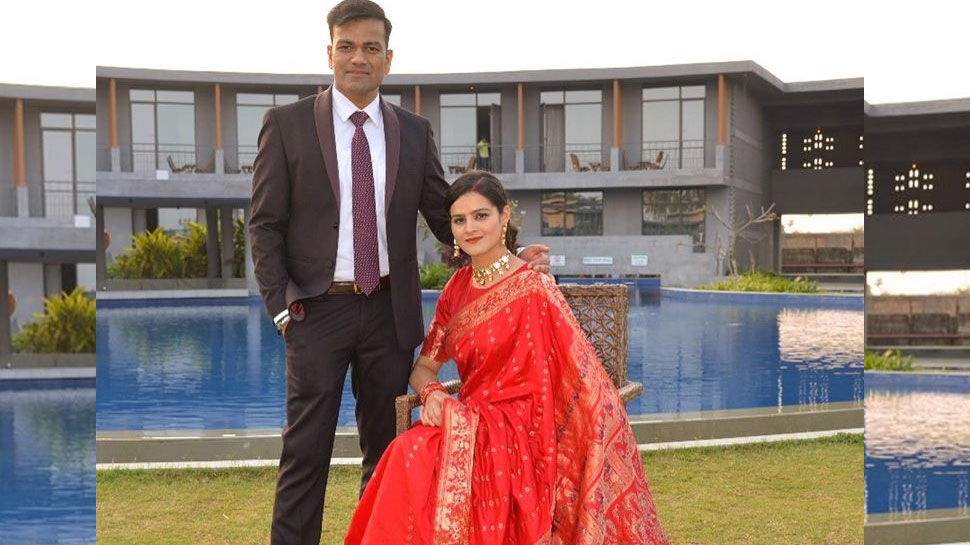 IAS and IPS couple married in office 2