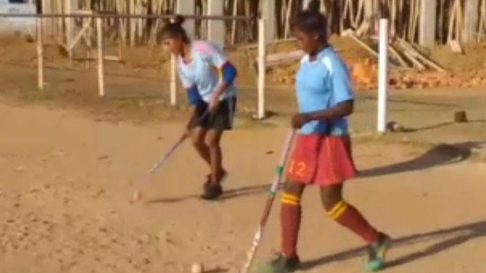 झारखंड की दो लड़कियां, जिन्हें कभी स्टेडियम में खेलने नहीं दिया गया, अब अमेरिका देगा ट्रेनिंग
