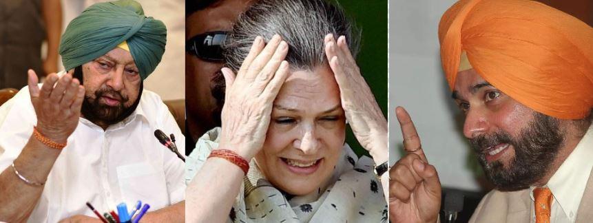 सोनिया को सिरदर्द, अब विधायक परगट सिंह ने पंजाब सीएम अमरिंदर को घेरा
