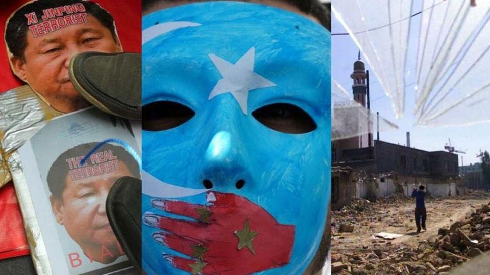 चीन के निशाने पर हैं उइगर मुसलमान, सऊदी ने खड़े किए हाथ, पाकिस्तान अब भी अनजान