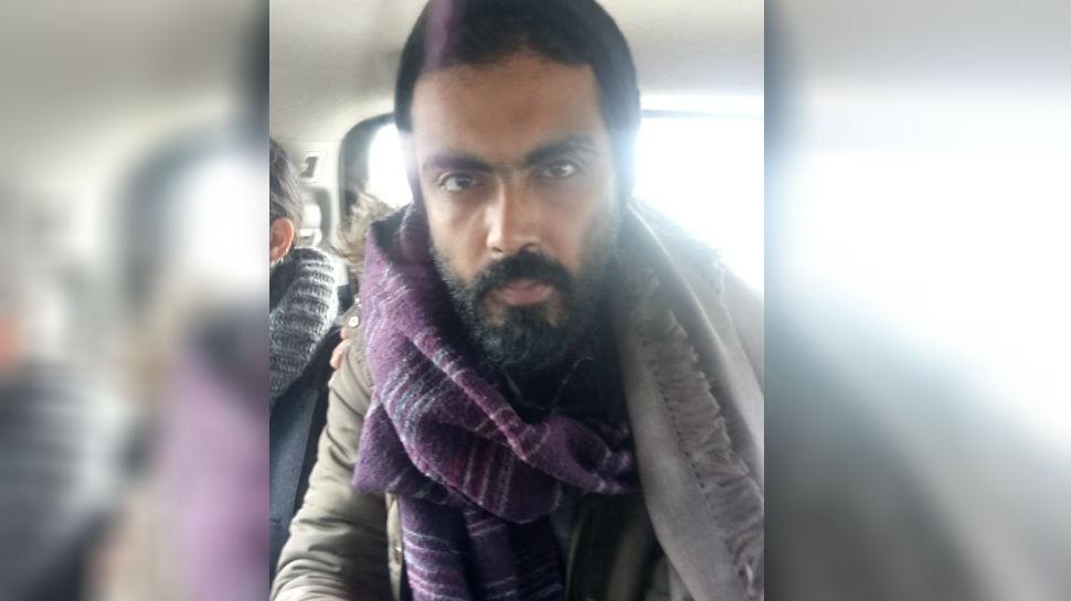 राजद्रोह के आरोपी शरजील इमाम को 14 दिनों की न्यायिक हिरासत