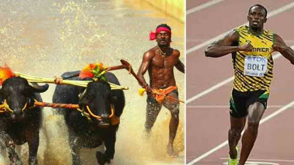 Usain Bolt of India
