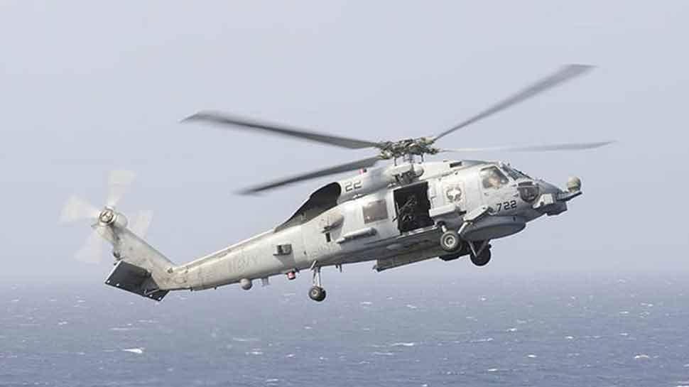 डोनाल्ड ट्रंप की यात्रा से पहले बड़े रक्षा सौदे को मंजूरी, 'रोमियो' हेलिकॉप्टर खरीदेगा भारत