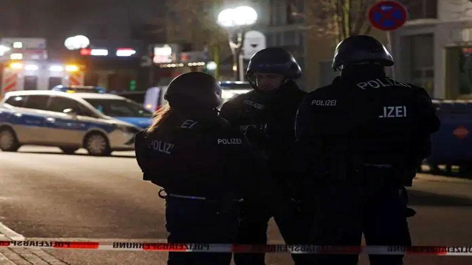 जर्मनी में दो अलग-अलग जगहों पर फायरिंग, कम से कम 8 लोगों की मौत