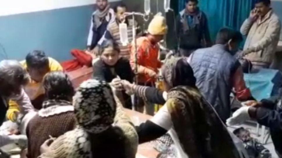 बिहार: जहानाबाद में ट्रक-ऑटो की टक्कर में बच्चा सहित दो की दर्दनाक मौत, 6 घायल