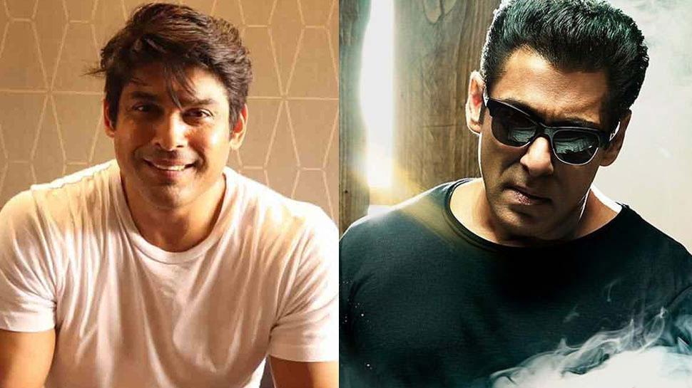 क्या Salman Khan की फिल्म 'राधे' में नजर आने वाले हैं Siddharth Shukla?
