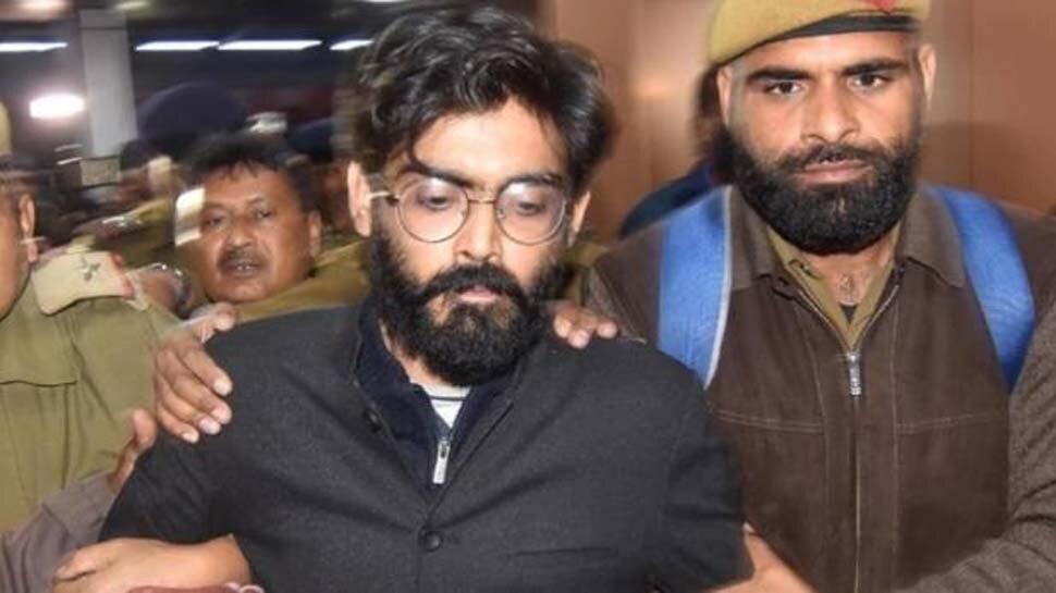 4 दिनों की पुलिस रिमांड पर भेजा गया शरजील इमाम, मुल्क से गद्दारी का मामला