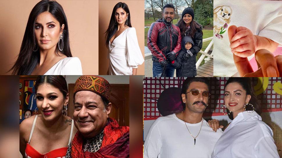Entertainment News (23 FEBRUARY): शिल्पा की सरोगेसी से हिमेश के आंसुओं तक, जानिए 5 खबरें
