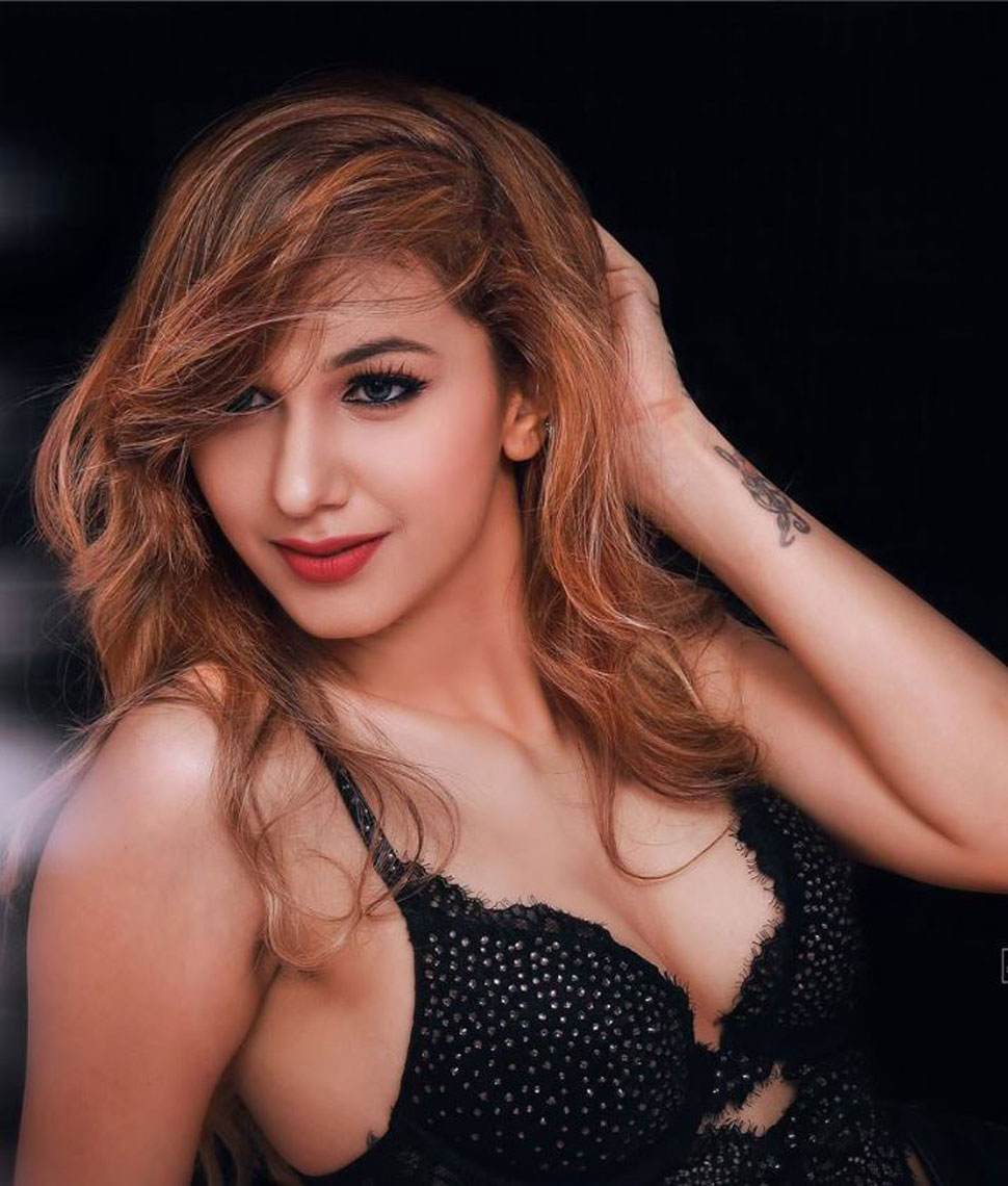 She was part of Bigg Boss