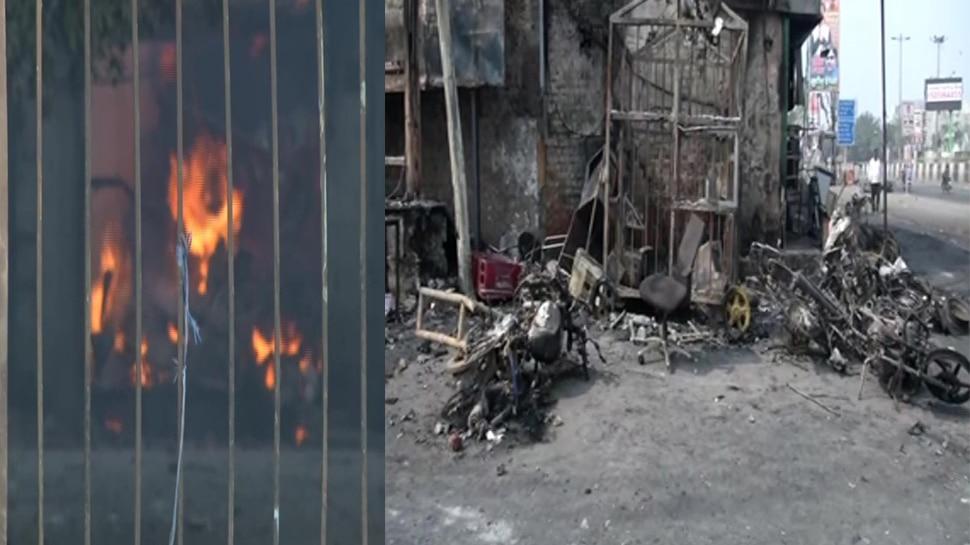 Delhi Violence: तशद्दुद पर CM केजरीवाल ने बुलाई इमरजेंसी मीटिंग,दिल्ली में कशीदगी भरा माहौल