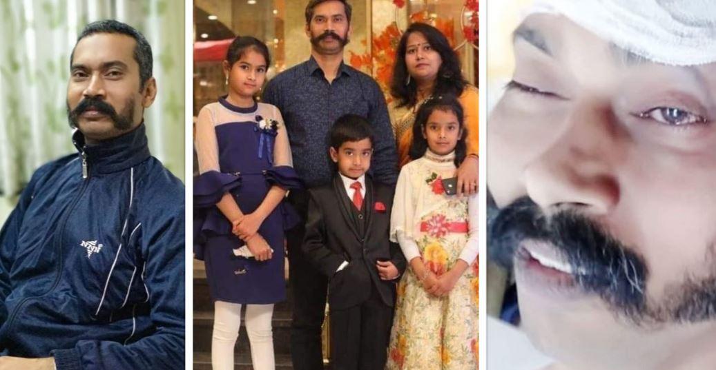 दंगाईयों के हाथों मारे गए कांस्टेबल रतनलाल का परिवार बेसहारा