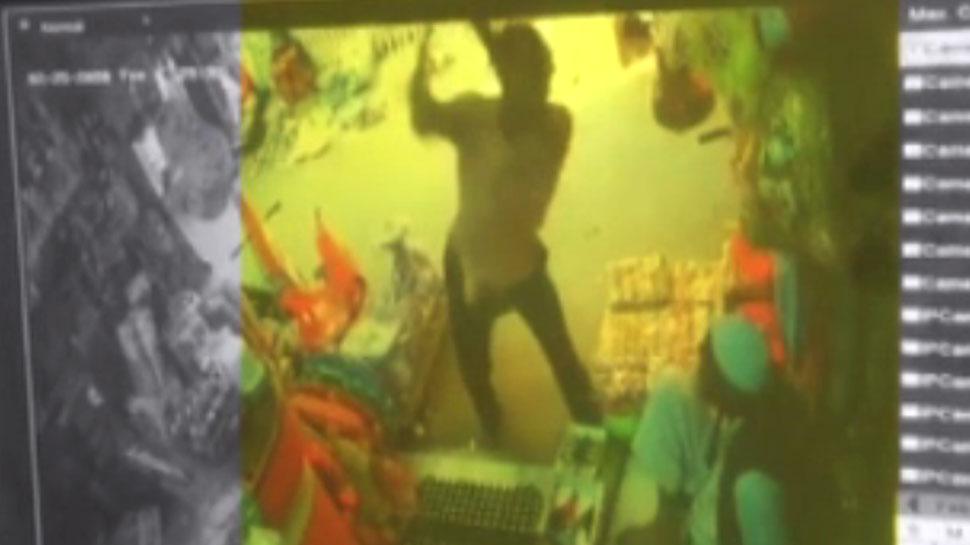 झुंझुनूं: दुकानदार पर हथौड़े से हमला, CCTV में कैद हुई पूरी वारदात