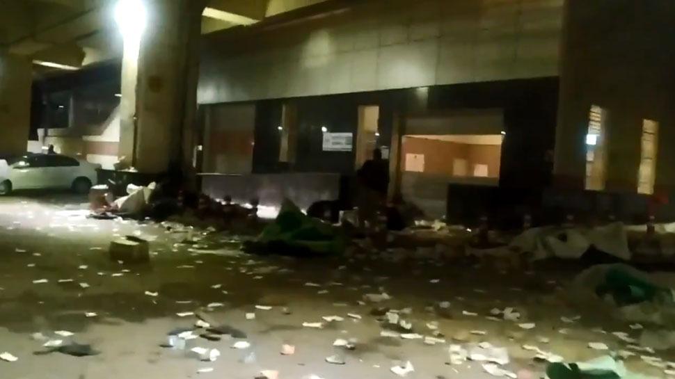 Delhi Violence : जाफराबाद और मौजपुर चौक को पुलिस ने करवाया खाली, हटाए गए प्रदर्शकारी