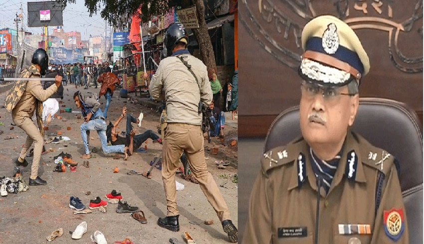 CAA हिंसा: यूपी में दंगाइयों के खिलाफ अलर्ट पर पुलिस,16 जिलों में धारा 144 लागू