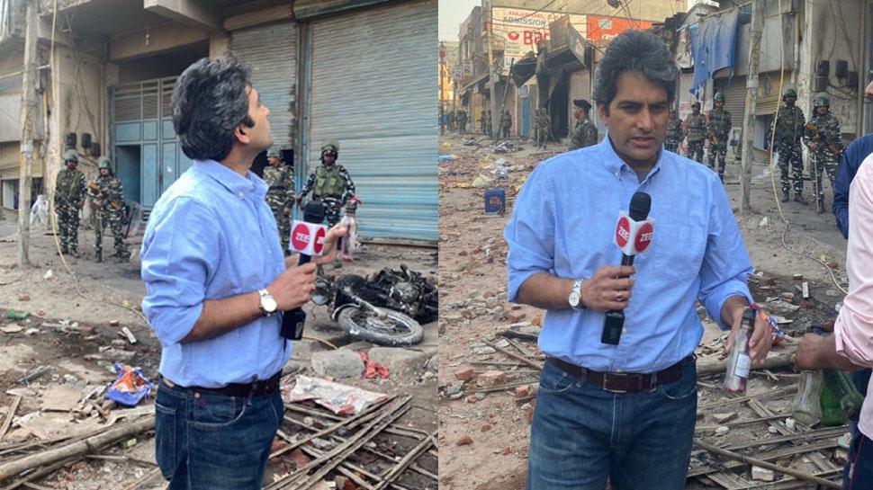 जहां दंगे हुए उन गलियों से ग्राउंड रिपोर्ट, देखिए #DNA रात 9 बजे