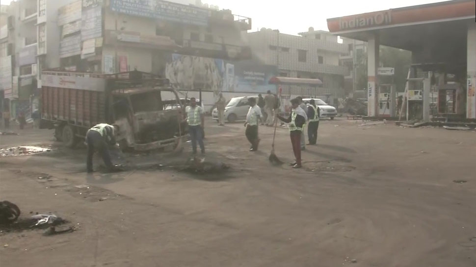 Current situation in Bhajanpura