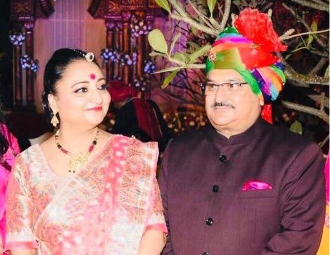 भाजपा अध्यक्ष के बेटे की राजस्थान में हुई शादी, कल हिमाचल में होगा बहू का गृह प्रवेश