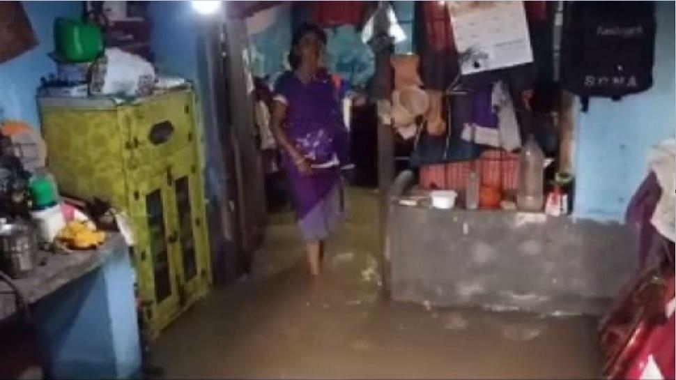 झारखंड: नगर निगम की खुली पोल, बारिश के बाद घरों में पहुंचा नाले का पानी