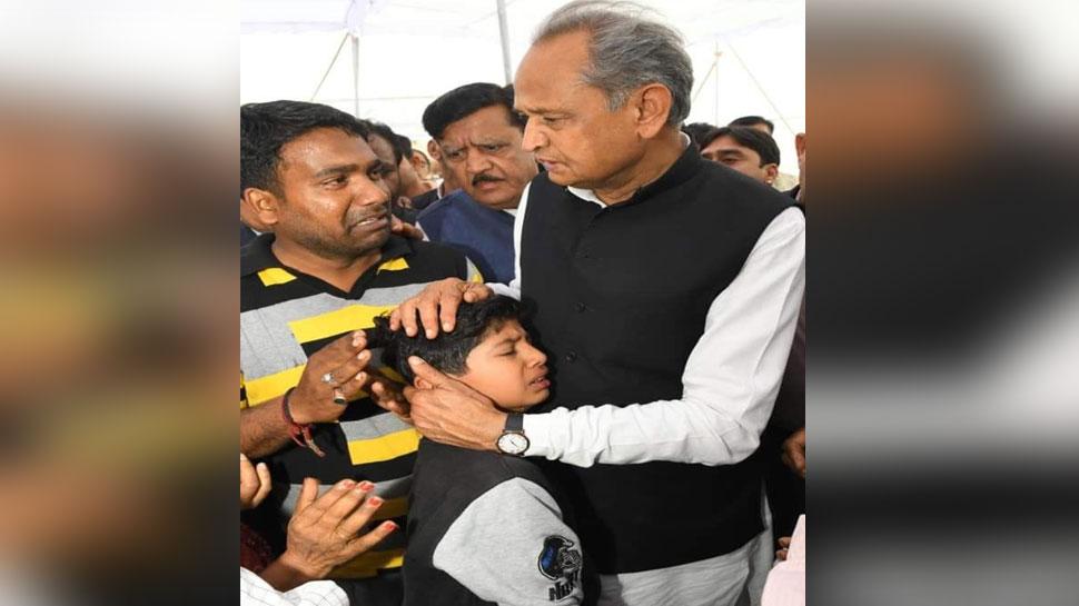 CM ने बूंदी बस हादसे के मृतकों को दी श्रद्धांजलि, फिर बोले कुछ ऐसा कि सभी रो पड़े