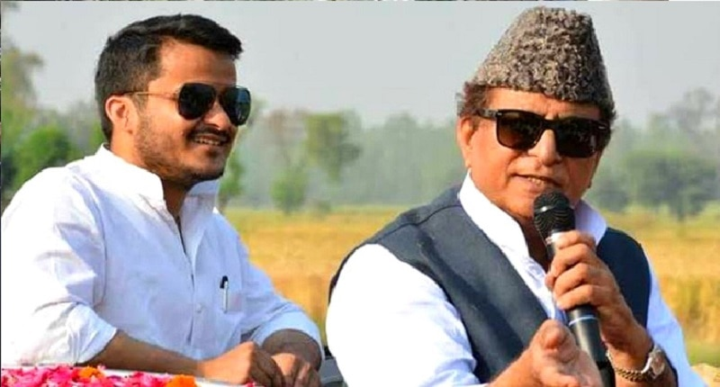 सीतापुर जेल में मच्छरों से परेशान सपा सांसद आजम खान का पूरा परिवार