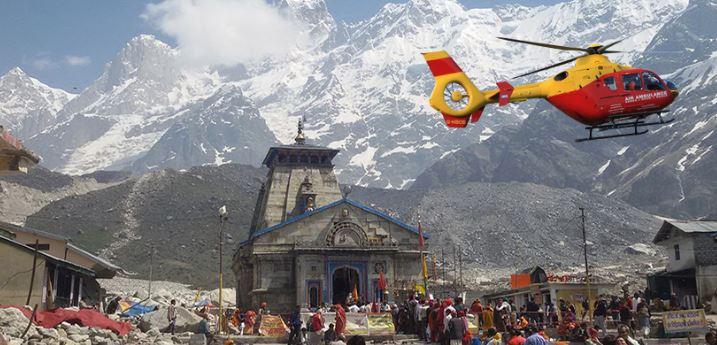 अस्पतालों तक तीर्थयात्रियों को पहुंचाने के लिए जल्द मुहैया करवाई जाएगी हेली सेवाएं