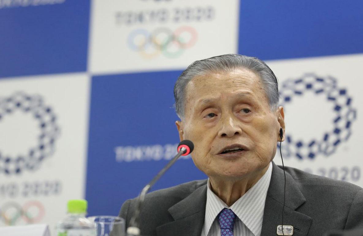 टोक्यो ओलंपिक पर जारी संकट के बीच आयोजन समिति के अध्यक्ष का अहम बयान, जानिए क्या कहा