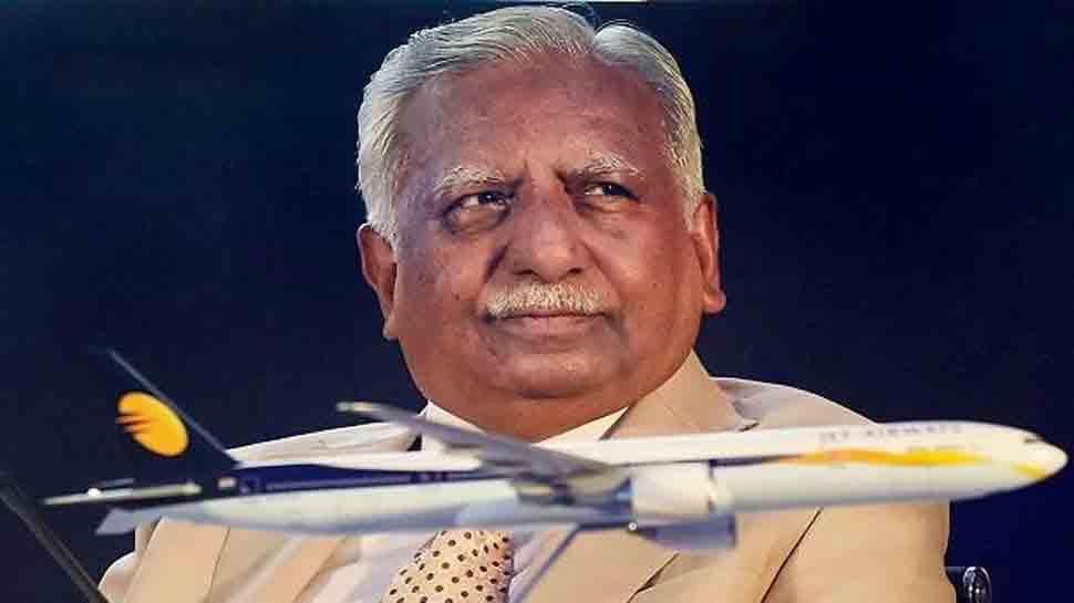 मनी लॉन्ड्रिंग केस: जेट एयरवेज के पूर्व CEO नरेश गोयल के घर ED का छापा